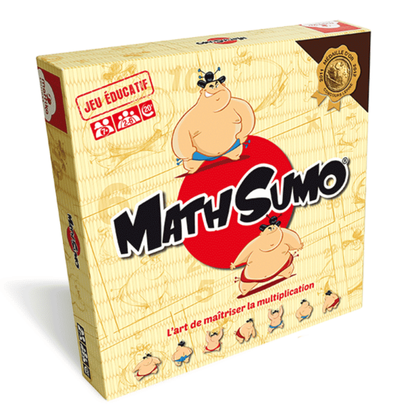 jeu multiplication mathsumo box