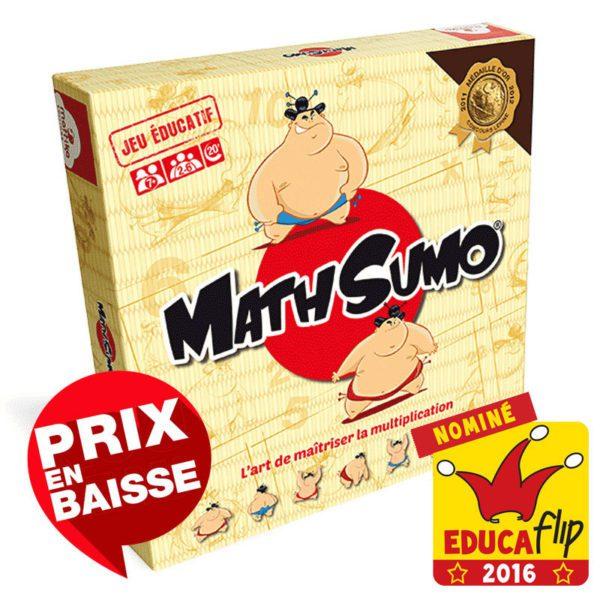 jeu multiplication mathsumo prix
