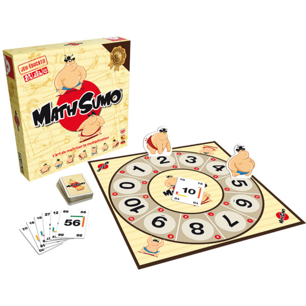 jeu multiplication mathsumo