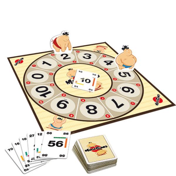 jeu multiplication mathsumo plateau