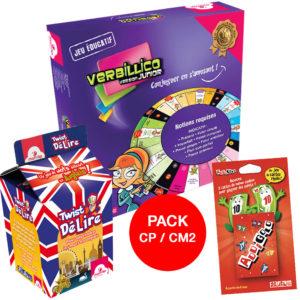 Jeux éducatifs PACK CP-CM2